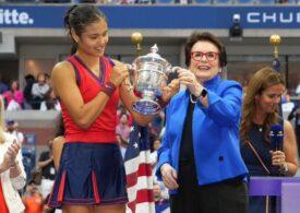 Mesajul transmis de Simona Halep la capătul victoriei obținute de Emma Răducanu în finala de la US Open