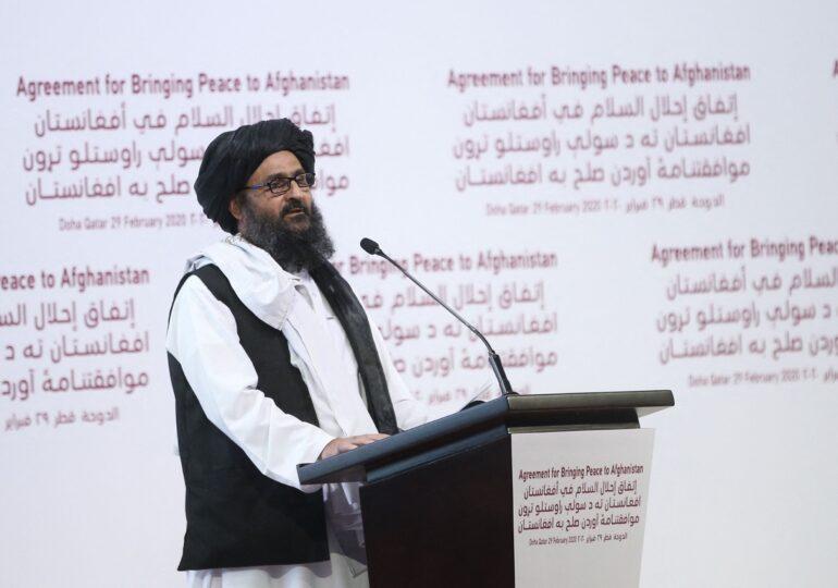 """Încăierare între liderii talibanilor? Șeful """"diplomației"""" nu a mai fost văzut de peste o săptămână"""