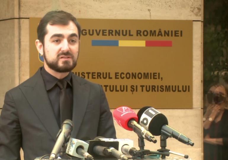 Năsui spune că doi dintre secretarii de stat demiși de Cîțu de la Ministerul Economiei nu erau membri USR PLUS: Se răzbună pe cine nu trebuie