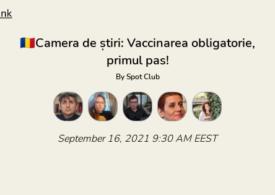 Vaccinarea obligatorie, primul pas! Ce părere ai? Intră să discutăm în Camera de știri