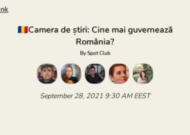 Cine mai guvernează România? Intră să discutăm în Camera de știri!