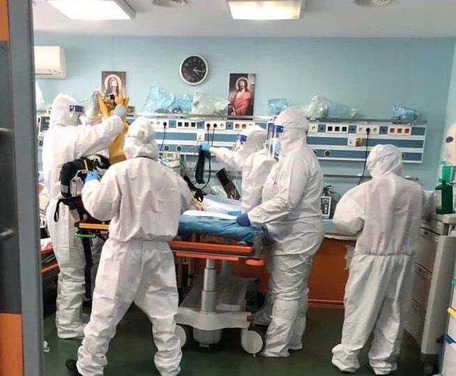 Spitale ca pe front: UPU Pantelimon are 45 de locuri și 50 de pacienți care așteaptă