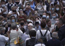 Peste 75.000 de persoane îl vor primi pe Papa Francisc la Budapesta. Evenimentul a reaprins dispute politice