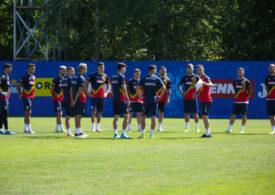 Echipa probabilă a naționalei României pentru meciul cu Islanda