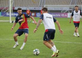 Rădoi are mari bătăi de cap înaintea meciului cu Macedonia de Nord: Cum arată echipa probabilă a naționalei României