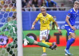 """Notele primite de """"tricolori"""" după meciul cu Liechtenstein"""