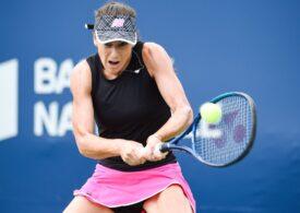 Sorana Cîrstea, eliminată de la US Open 2021