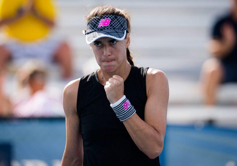 Sorana Cîrstea a eliminat o favorită în primul tur de la US Open 2021