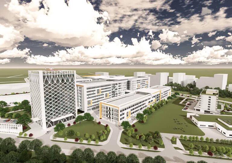 Când am putea avea un nou spital public în Bucureşti. Primăriile au multe planuri, dar nu le ajung banii