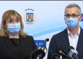 USR PLUS face propria sesizare la CCR pe conflict cu Guvernul: Cîțu s-a baricadat cu lanțuri în Palatul Victoria! Orban nu e de acord