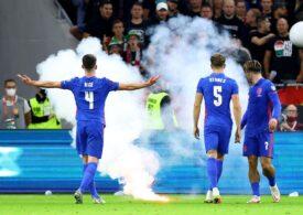 Federaţia maghiară de fotbal reacționează după incidentele de la meciul cu Anglia