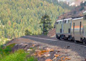 Un tren a deraiat în Montana şi cel puţin trei oameni au murit (Foto)