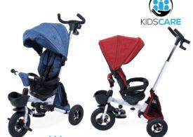De ce să cumpărăm o tricicletă pentru copii?
