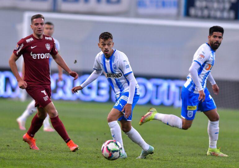 Universitatea Craiova a scos-o pe CFR Cluj din Cupa României   Rezultatele complete și echipele calificate în optimi