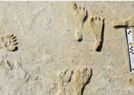 Mai multe urme fosilizate arată că oamenii au ajuns în America de Nord mult mai devreme decât se credea