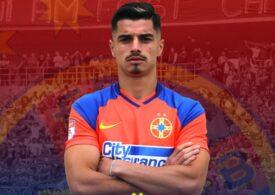FCSB a oficializat transferul lui Valentin Gheorghe