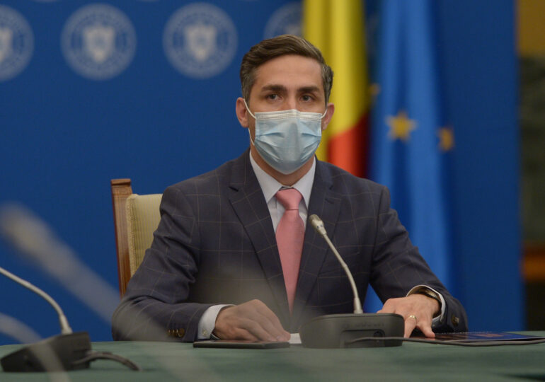 Valeriu Gheorghiţă: Situaţia e cât se poate de serioasă. La 15 octombrie am putea să depăşim 17.000 pe zi, să avem vârfuri de 20.000 de cazuri