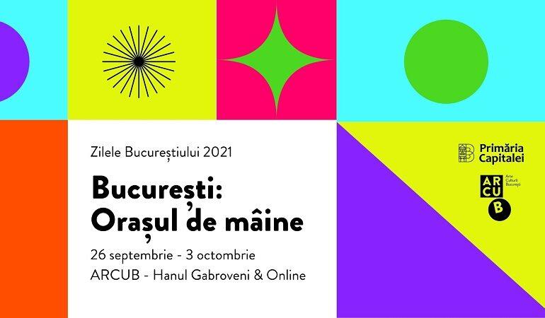 Bucureşti: Oraşul de mâine - întâlniri culturale, spectacol-lectură, instalații participative