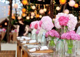 Nunțile se pot organiza cu spațiul ocupat 50% și cel mult 200 de persoane imunizate, unde incidența a trecut de 6 la mie