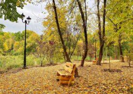 Parcul Sticlăriei din Bucureşti se redeschide după 30 de ani. Arată ca o mică deltă