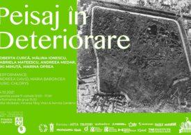 Vernisaj. Land-art, instalație și performance în Parcul Natural Văcărești