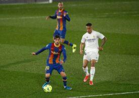 Real Madrid învinge Barcelona pe Camp Nou în El Clasico