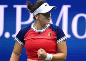 Victorie dramatică pentru Bianca Andreescu la debutul său la Indian Wells