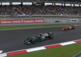Schimbare de lider în clasamentul general din Formula 1 după Marele Premiu al Turciei
