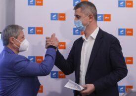 Dacian Cioloș este noul președinte al USR PLUS: România are nevoie de o alternativă, de modernizare (VIDEO)