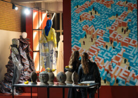 S-a încheiat expoziția de artă contemporană care de 8 ani pune în lumina reflectoarelor generația nouă de artiști, designeri și arhitecți români