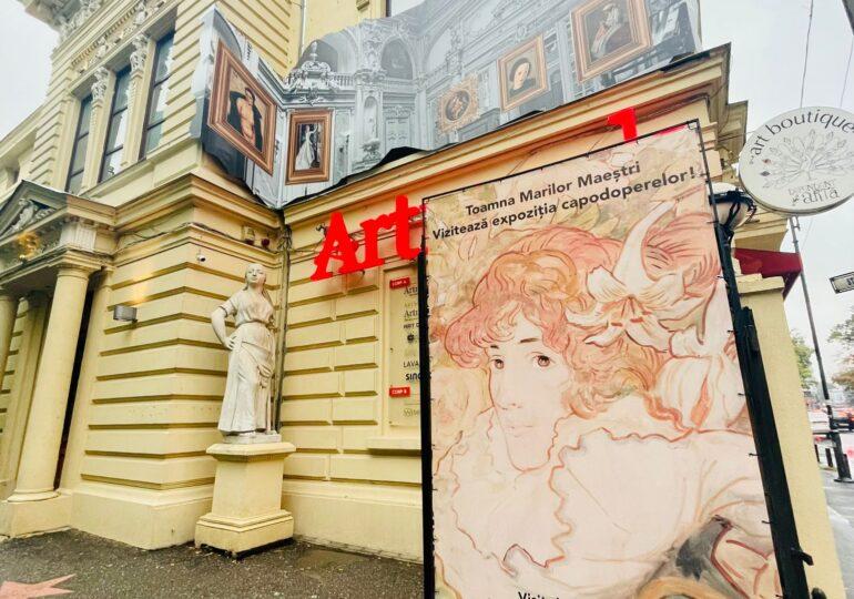 Opere de Ștefan Luchian evaluate la 500.000 de euro vor fi scoase la licitație