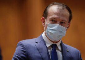 Cîțu îi spune lui Cioloș să negocieze cu aliații de la moțiunea de cenzură, PSD și AUR