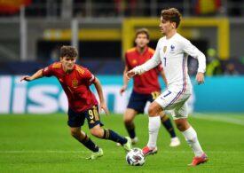 Franța câștigă finala Nations League după un meci superb cu Spania