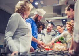 Fundația Auchan oferă 100.000 de euro pentru proiecte care promovează accesul la o alimentație sănătoasă
