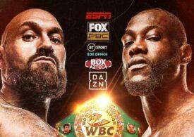 Tyson Fury l-a învins prin KO pe Deontay Wilder (Video)