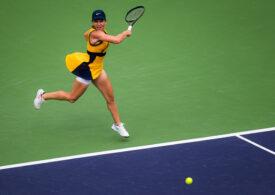 Simona Halep va evolua luni dimineața în turul al treilea la Indian Wells