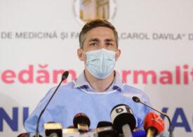 Gheorghiţă: CNCAV nu a avut fonduri pentru campania de comunicare şi de informare privind vaccinarea