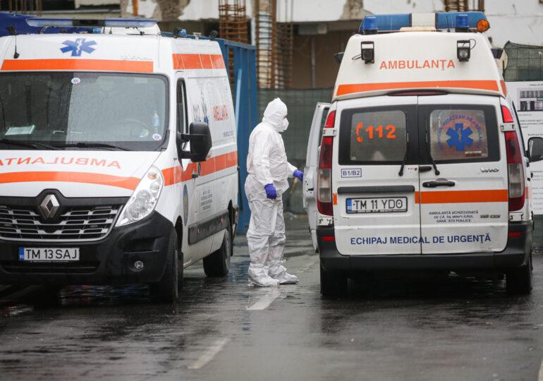 România a început să trimită bolnavi de COVID în Ungaria