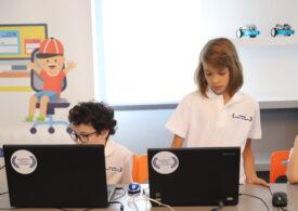 Cursurile online de programare și robotică au luat avânt în ultimul an în România