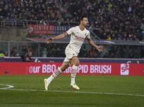 Zlatan Ibrahimovici, autogol în poarta lui Ciprian Tătărușanu la Milan