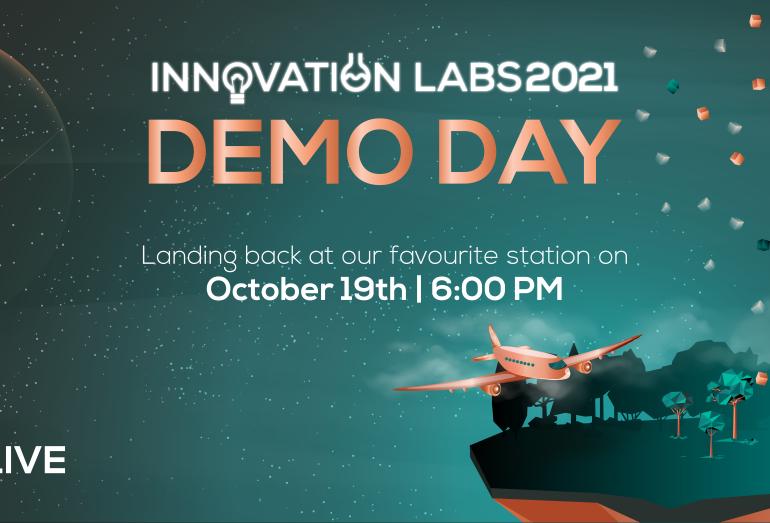 Marea finală Innovation Labs, pe 19 octombrie: 20 de echipe se întrec LIVE la Demo Day