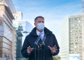 Iohannis: De ce trebuie să dăm ascultare la unii care vorbesc prostii în spaţiul public şi pe Facebook? Nimeni nu poate să se vaccineze în locul nostru