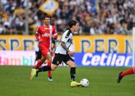 Mihăilă a strălucit din nou la Parma, dar italienii au făcut încă un pas greșit în Serie B