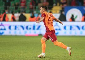 Presa din Turcia îl vede pe Moruțan un jucător esențial pentru Galatasaray în derbiul cu Beșiktaș