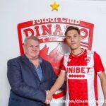 Dinamo a transferat un jucător grec - oficial