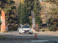 Cășuneanu, învingător în ultima etapă de super rally din 2021