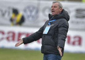 Concluziile lui Mircea Rednic după primul meci pe bancă de la revenirea la Dinamo