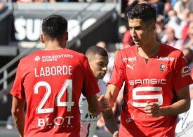 Rennes învinge surprinzător trupa de superstaruri a lui PSG, cu Messi, Mbappe și Neymar pe teren