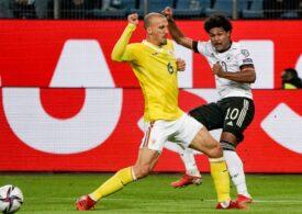 România, învinsă la limită de Germania în preliminariile pentru Cupa Mondială. I-am condus pe nemți la ei acasă