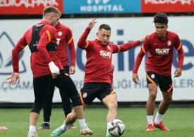 Transferul lui Moruțan agită apele la Galatasaray: Bașkanul turcilor reacționează